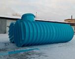 Подземные емкости для воды 100 м3