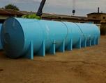 Емкость для воды на 100 кубов производитель AlePlast
